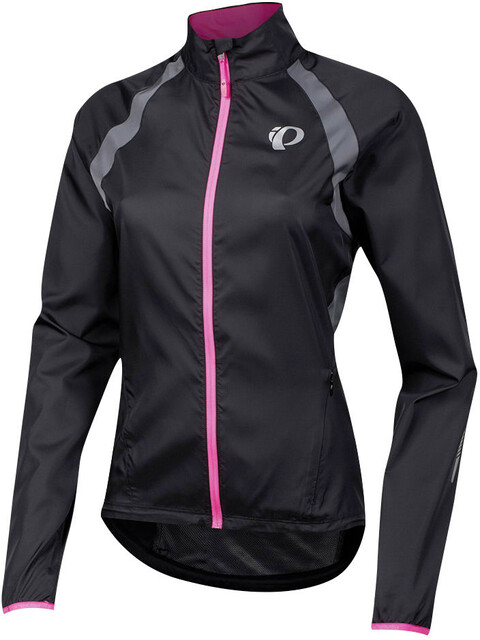 PEARL iZUMi Elite Barrier Jacket Women black/smoked pearl